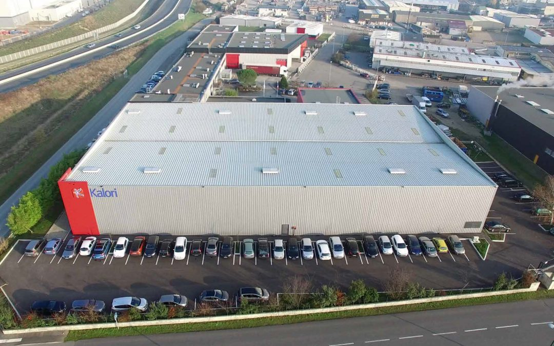 12,500 m² in Lyon dedicated to driver comfort