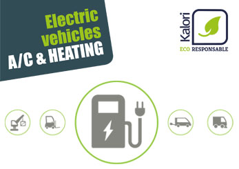Heating & A/C for electric vehicles