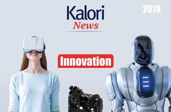 Discover the KALORI News 2018 !