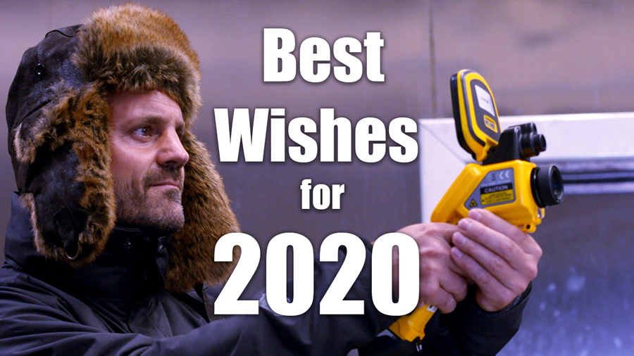 Best wishes for 2020 !